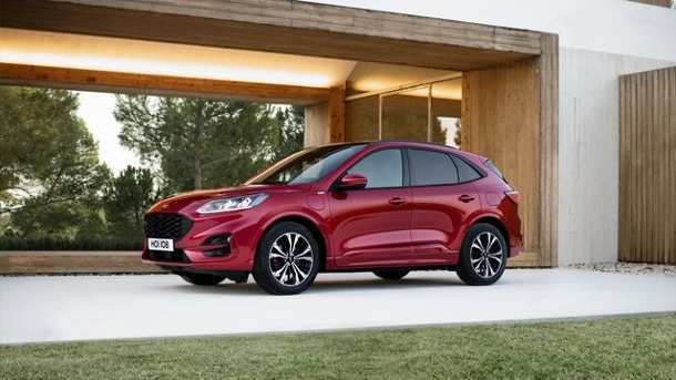 79 New Ford New Kuga 2020 Style