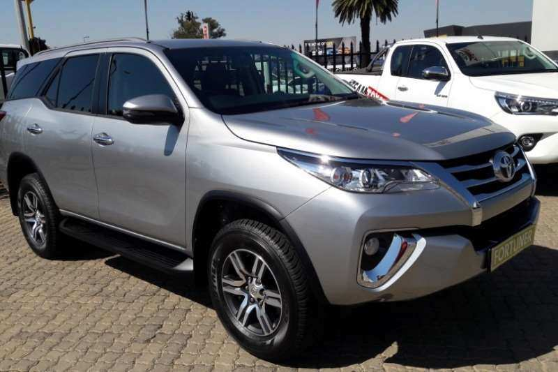 79 New Fortuner Toyota 2019 Redesign And Concept