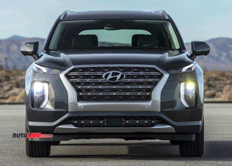 79 New Hyundai Palisade 2020 Price In India Interior