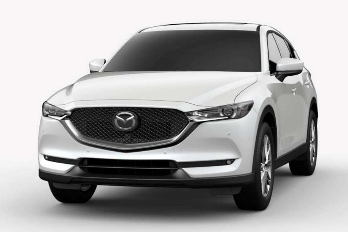 79 New Mazda Cx 5 2019 White Images