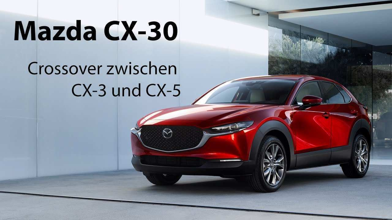 79 New Mazda X3 2020 New Model And Performance