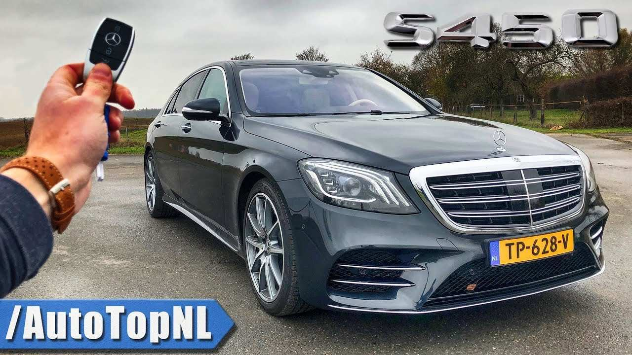 79 New S450 Mercedes 2019 History