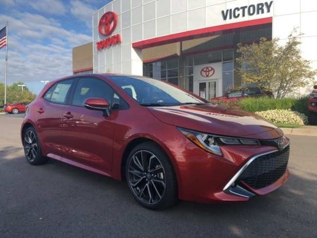 79 New Toyota Hatchback 2019 Exterior