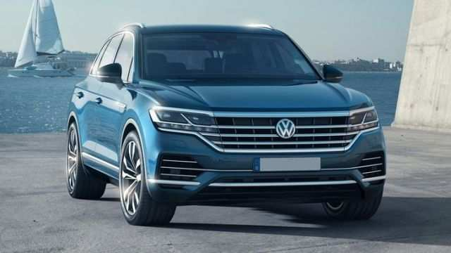 79 New Volkswagen 2019 Touareg Price Price And Review
