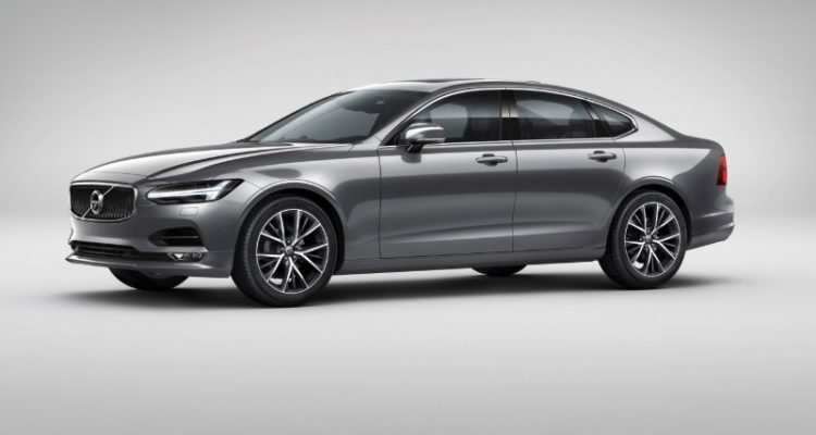 79 New Volvo V90 Model Year 2020 Style