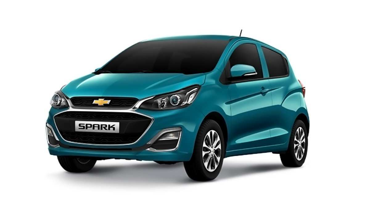 79 The 2019 Chevrolet Spark Price Design And Review