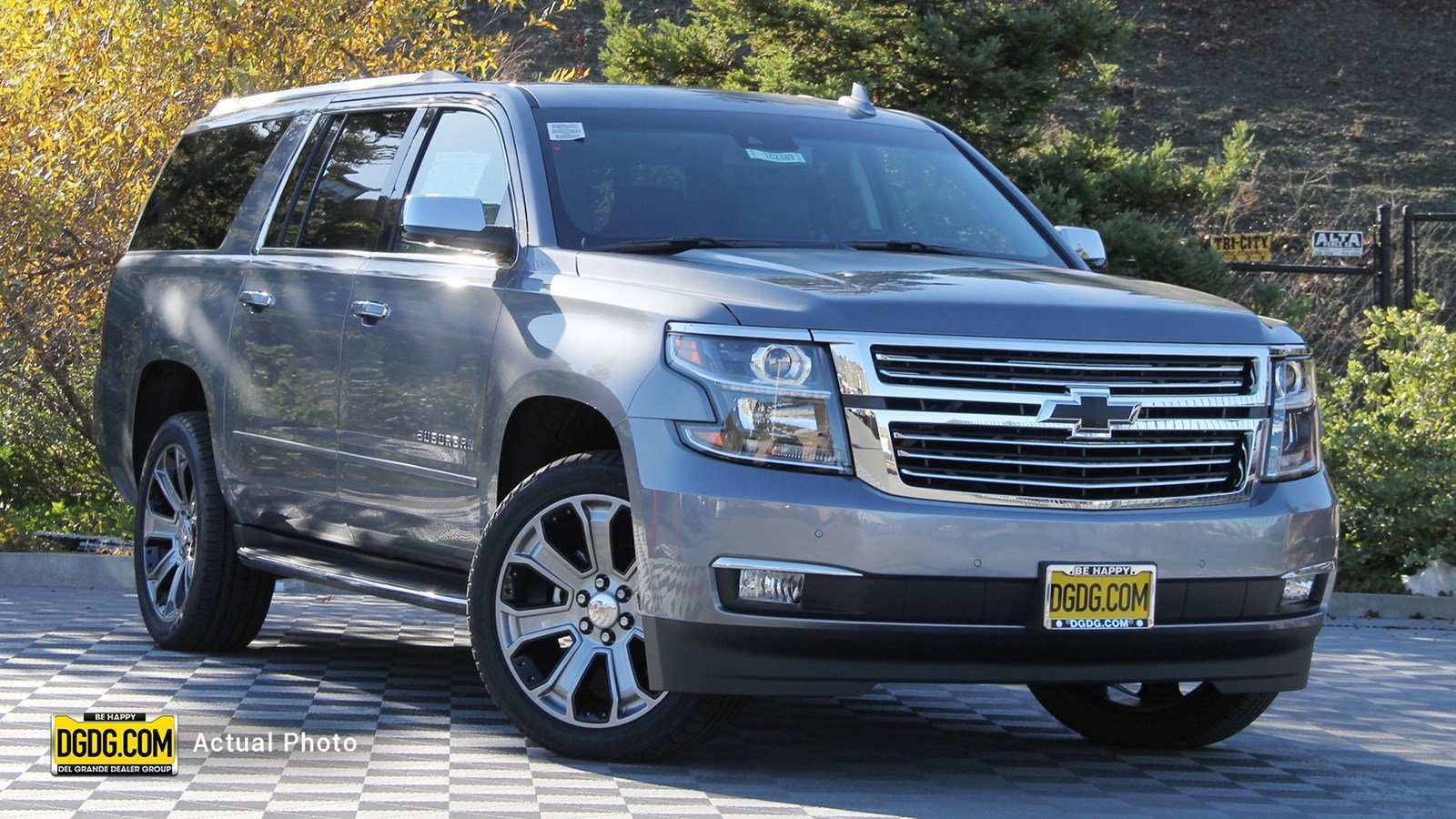 79 The 2019 Chevrolet Suburban Performance And New Engine