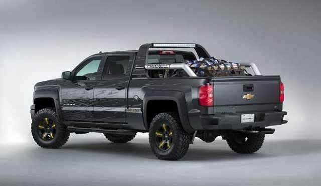 79 The 2019 Chevy Cheyenne Ss Wallpaper
