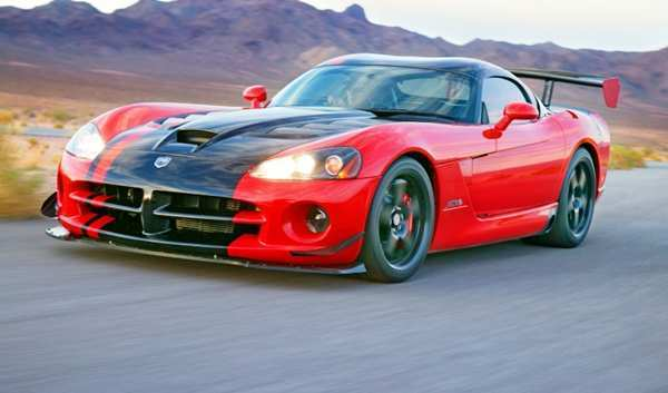 79 The 2019 Dodge Viper ACR Performance And New Engine