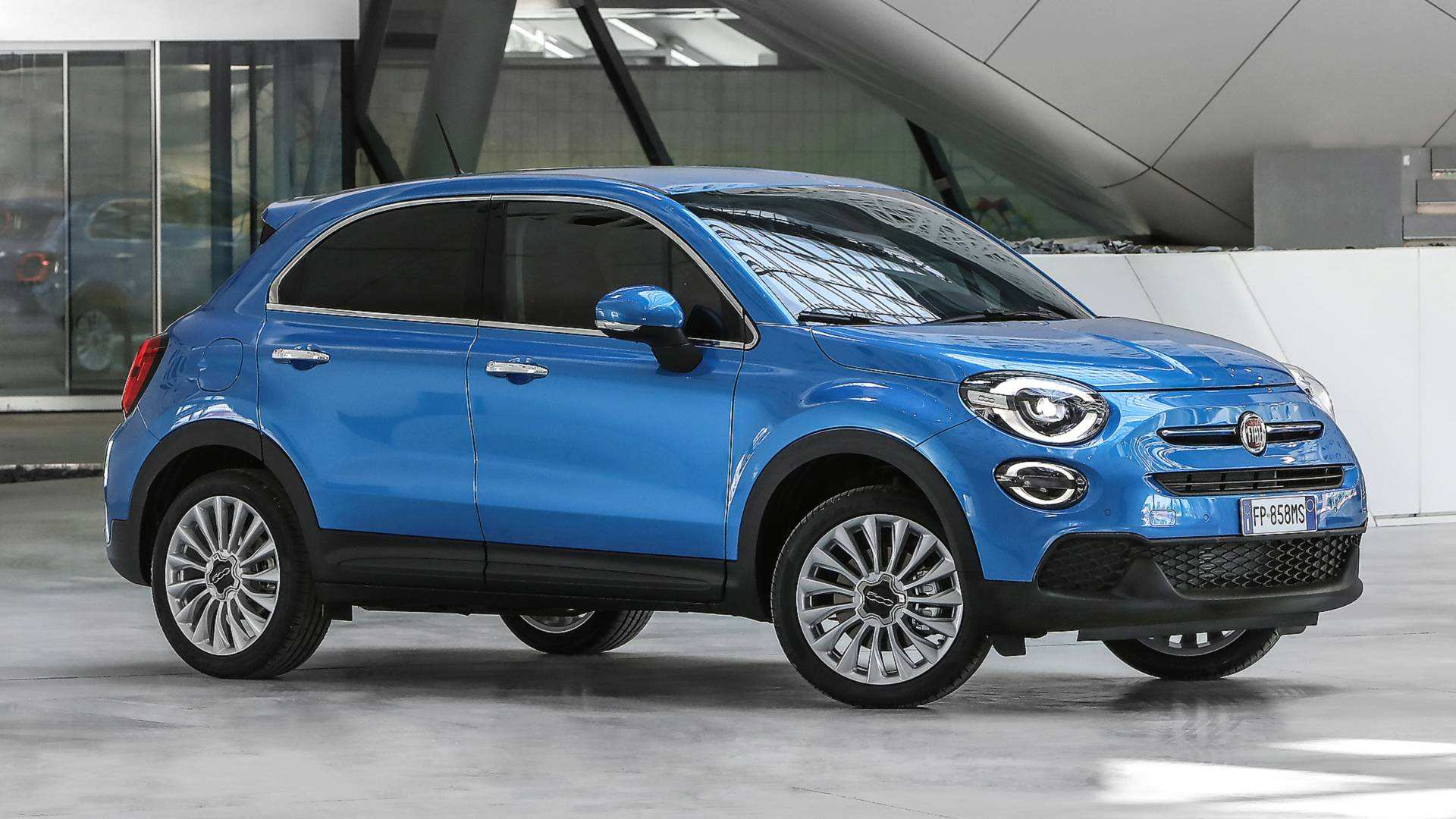 79 The 2019 Fiat 500X New Model And Performance