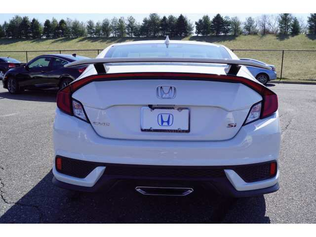 79 The 2019 Honda Civic Si Sedan Picture
