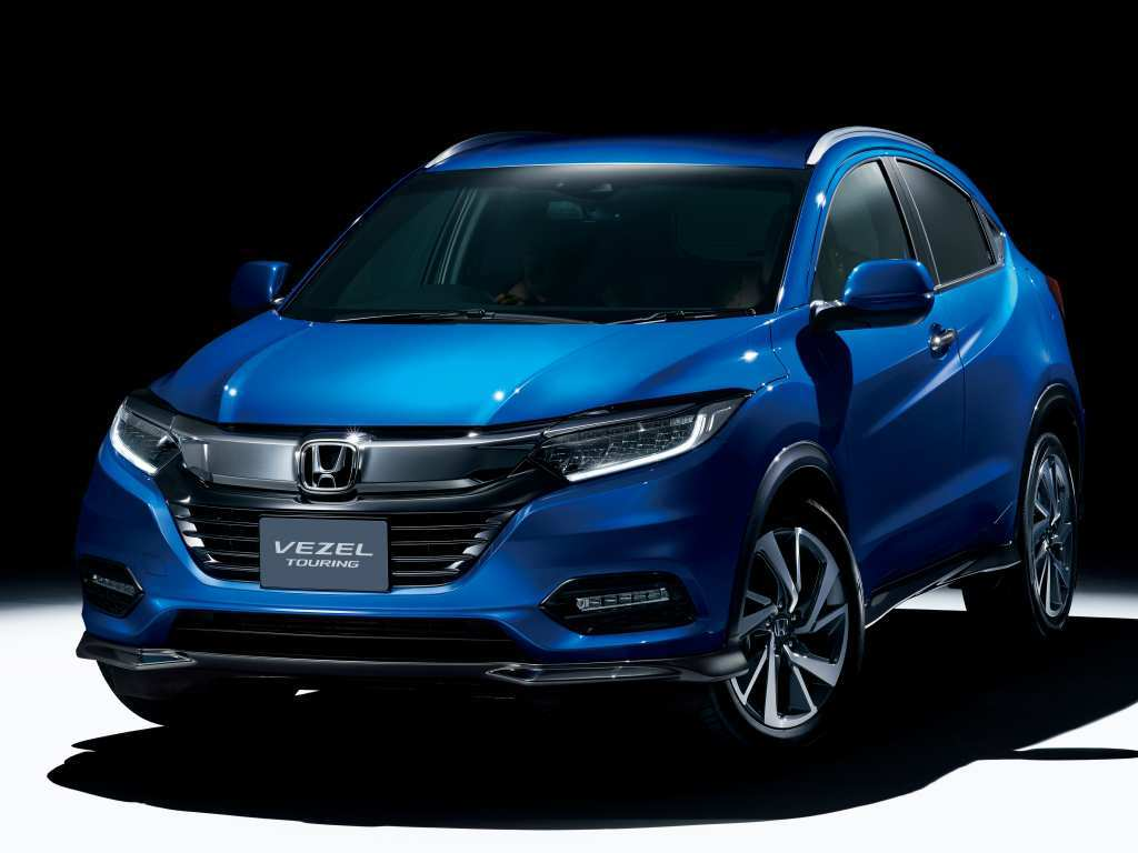 79 The 2019 Honda Vezels First Drive