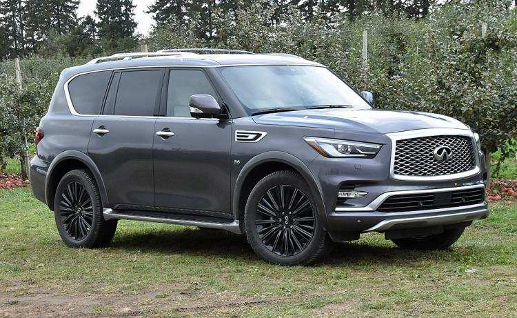 79 The 2019 Infiniti Qx80 Suv Spesification