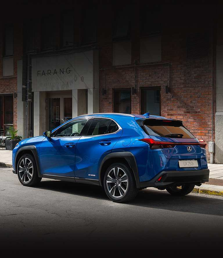 79 The 2019 Lexus Ux Price Canada Model