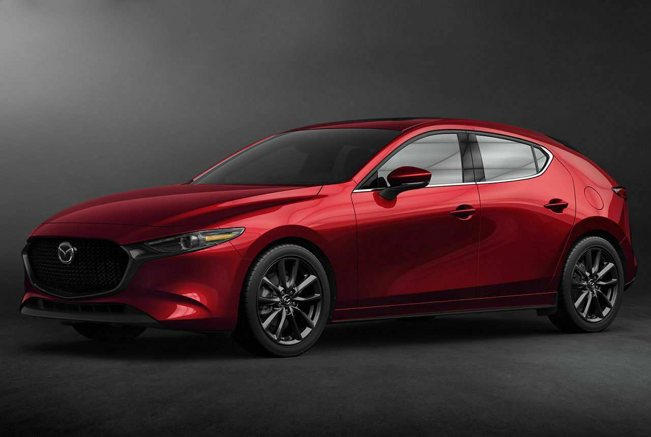 79 The 2019 Mazda 3 Images