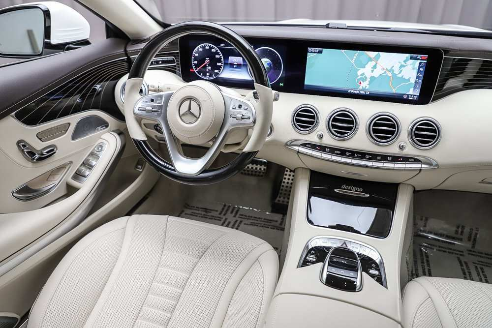 79 The 2019 Mercedes Benz S Class Redesign And Concept