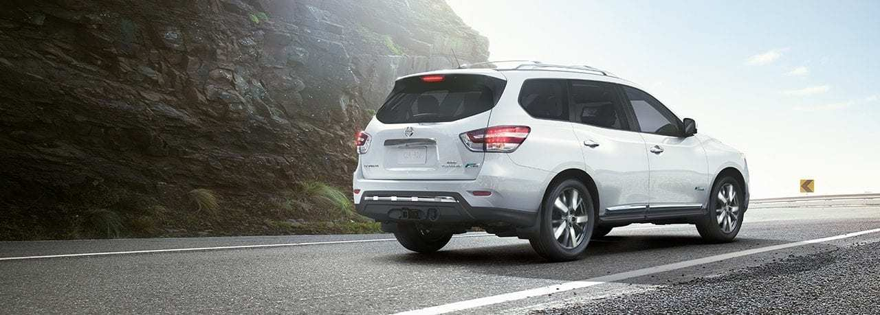 79 The 2019 Nissan Pathfinder Hybrid Redesign And Review