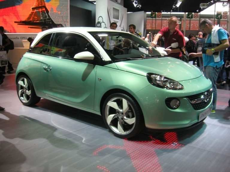 79 The 2019 Opel Adam Rocks Review