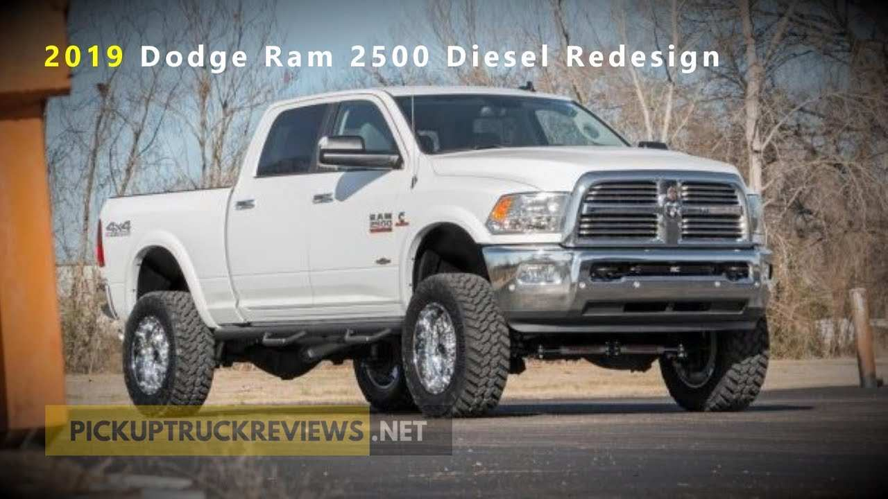 79 The 2019 Ram 2500 Diesel Research New