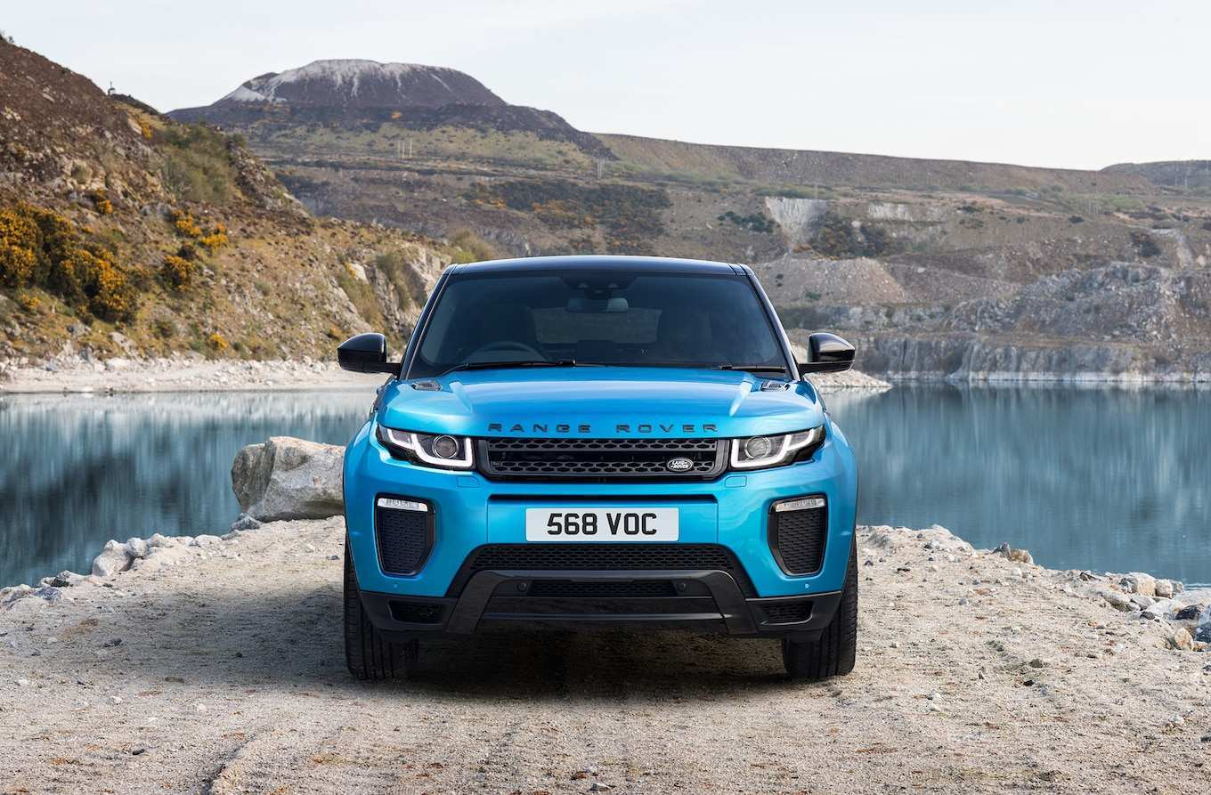 79 The 2019 Range Rover Evoque Xl Exterior And Interior