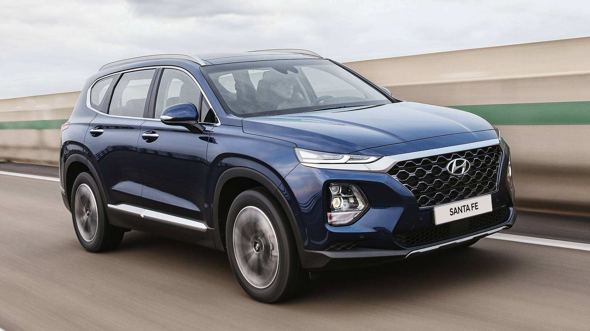 79 The 2019 Santa Fe Sports Exterior And Interior