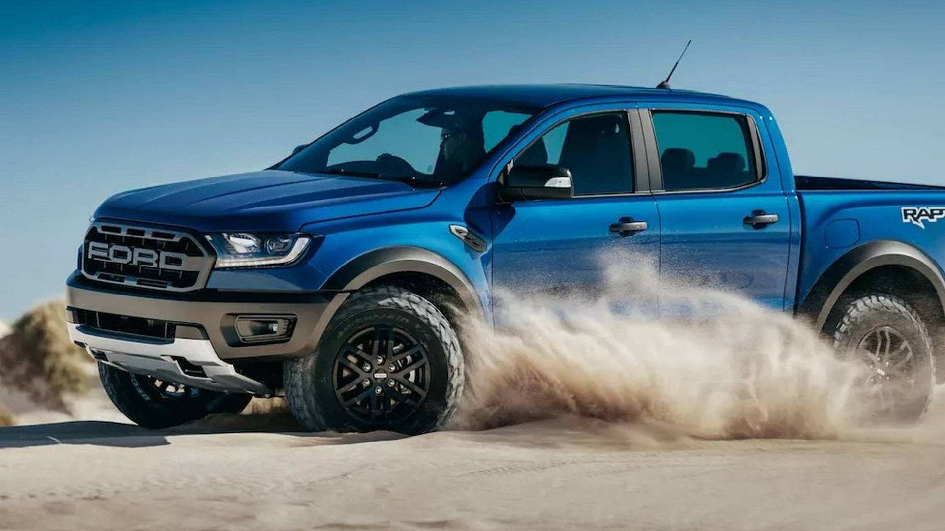 79 The 2020 All Ford F150 Raptor Model