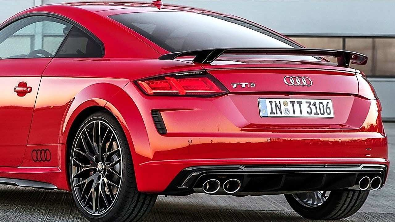 79 The 2020 Audi TTS Redesign And Review