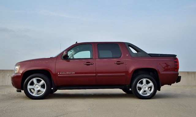 79 The 2020 Chevy Avalanche Model
