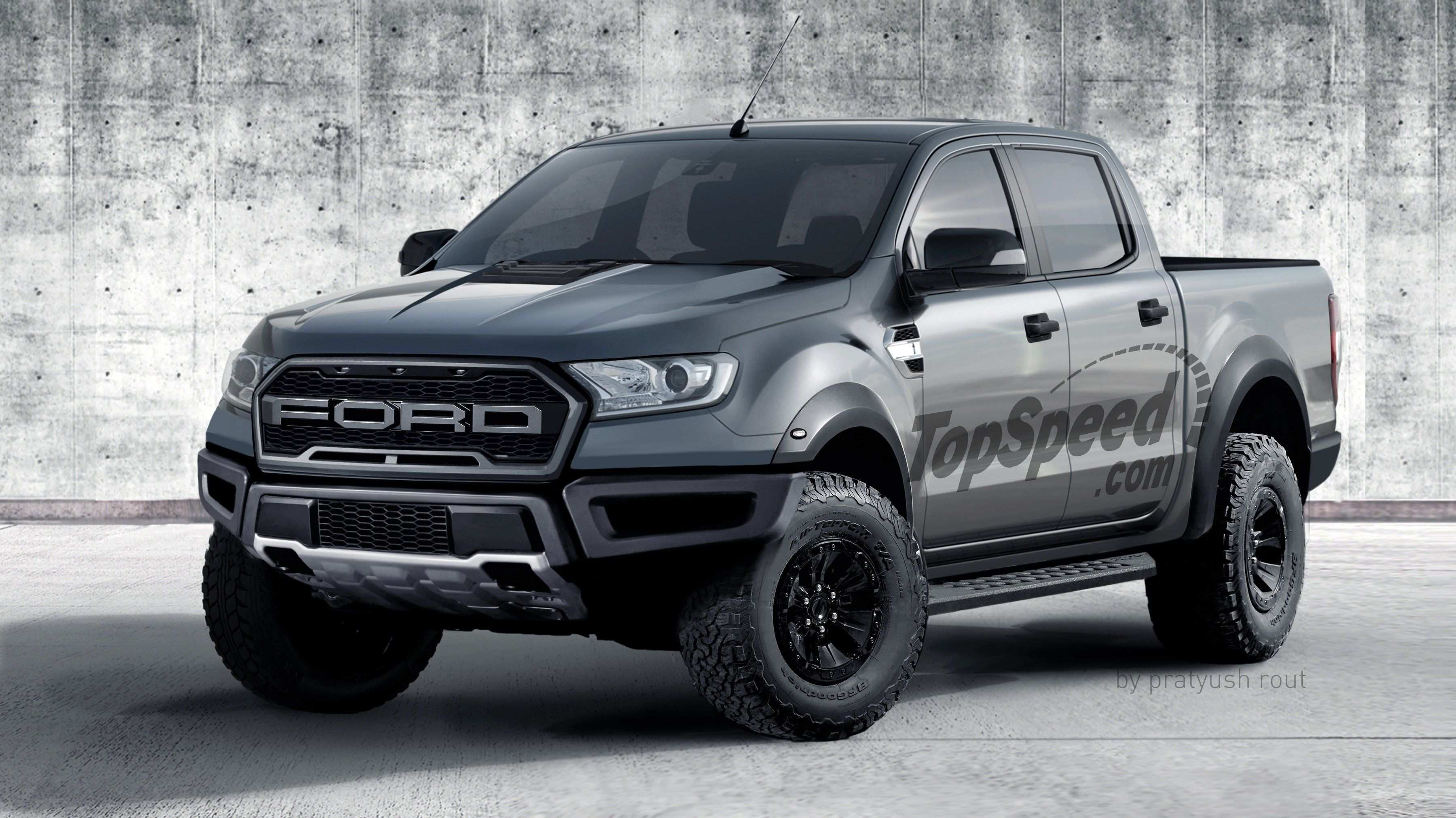 79 The 2020 Ford Ranger Usa Spy Shoot