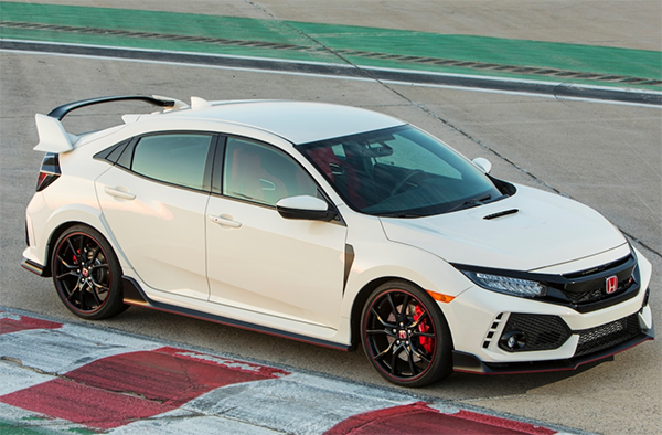 79 The 2020 Honda Civic Si Type R Configurations