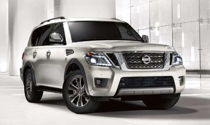 79 The 2020 Nissan Armada Prices