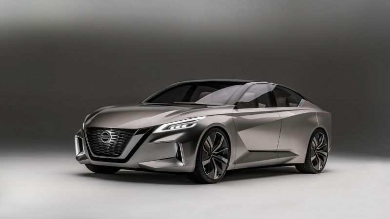 79 The 2020 Nissan Maximas Exterior And Interior
