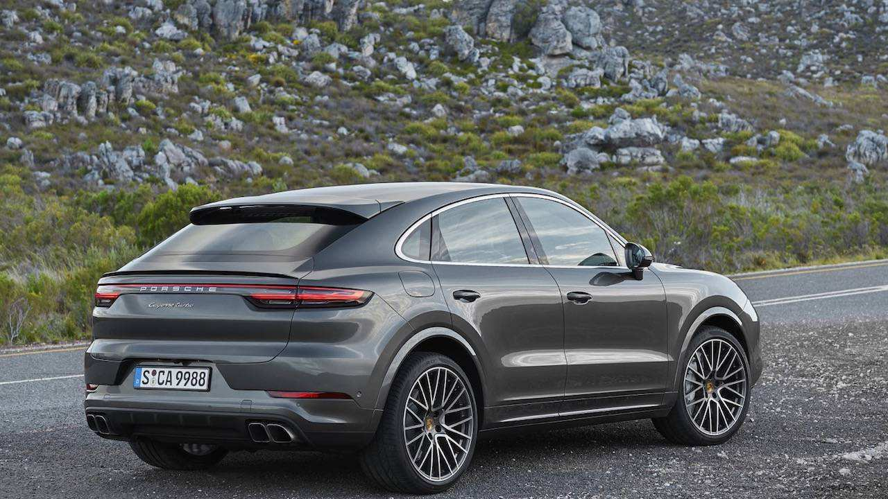 79 The 2020 Porsche Cayenne Images