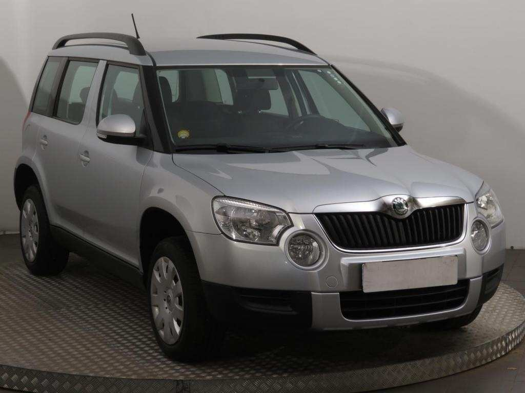 79 The 2020 Skoda Yeti Performance