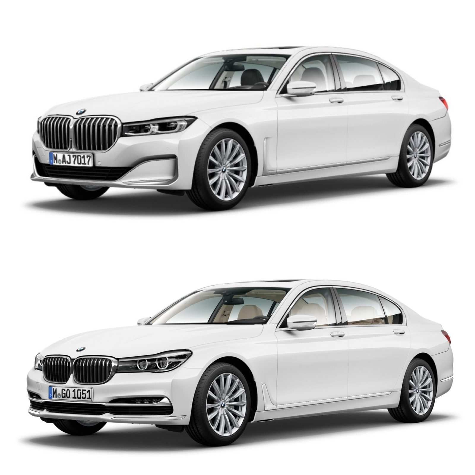 79 The BMW 7 Series 2020 Vs 2019 Concept