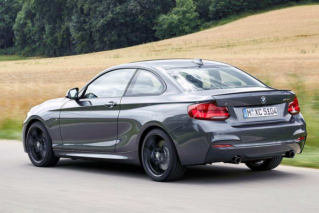 79 The Best 2019 BMW 2 Series Redesign And Concept
