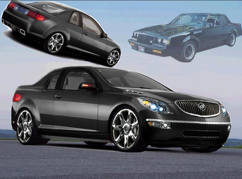 79 The Best 2019 Buick Grand National Price And Review
