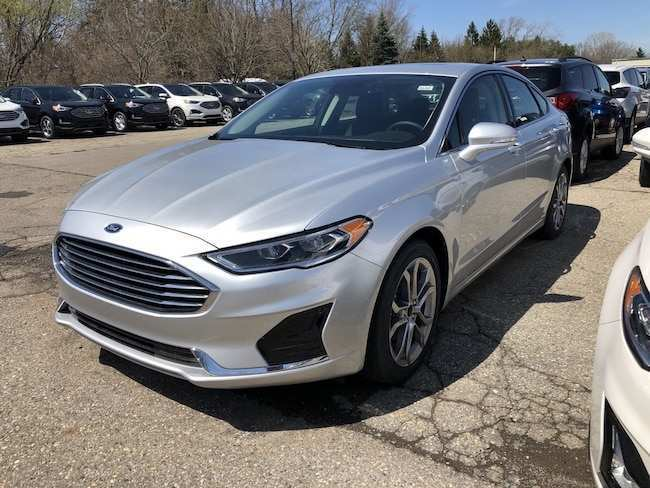79 The Best 2019 Ford Fusion History