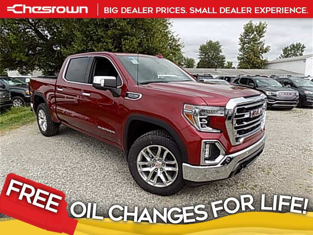 79 The Best 2019 GMC Sierra 1500 Research New
