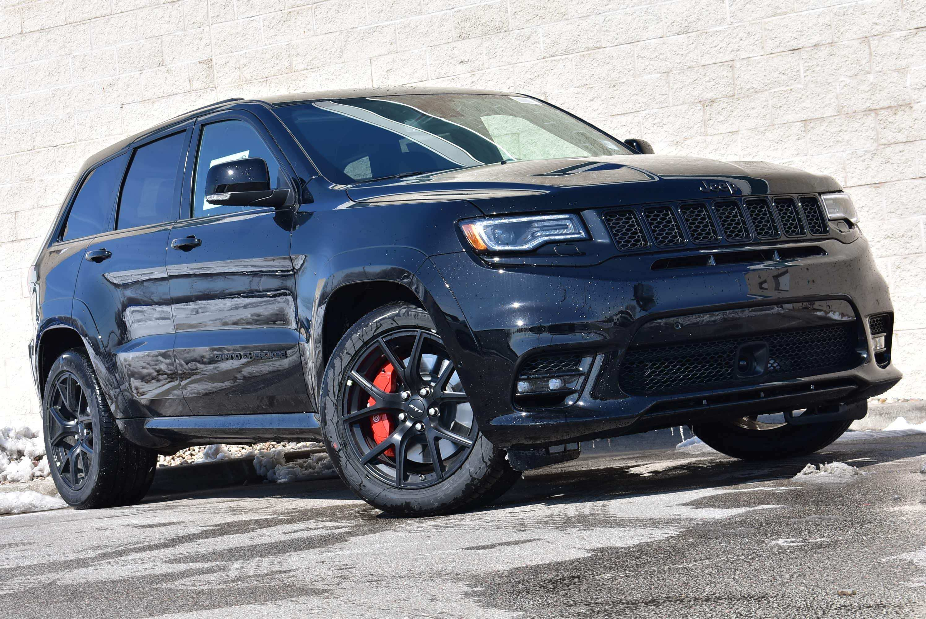 79 The Best 2019 Grand Cherokee Srt Model