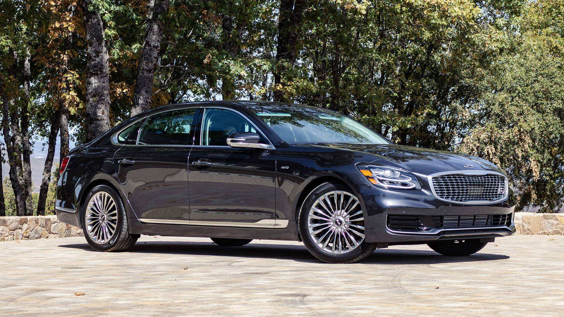 79 The Best 2019 Kia K900 Overview