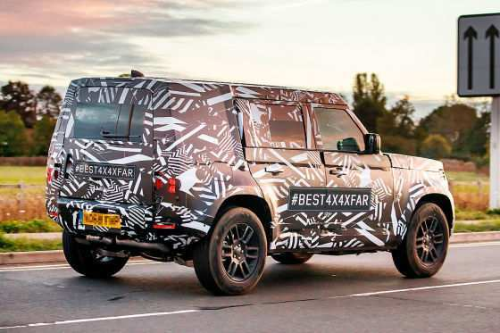 79 The Best 2019 Land Rover Defender Photos
