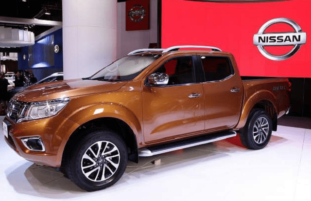 79 The Best 2019 Nissan Frontier Canada Performance