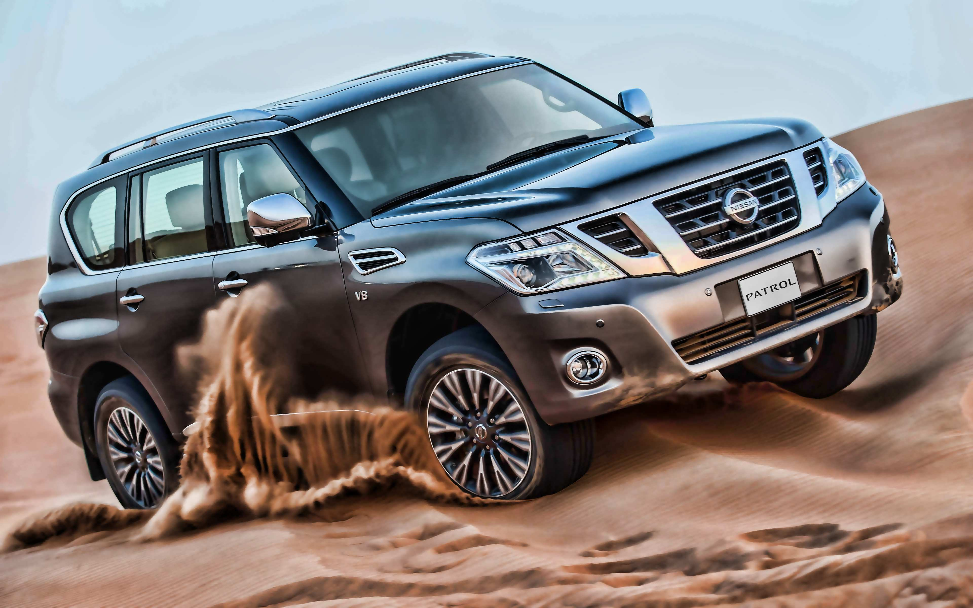 79 The Best 2019 Nissan Patrol Concept And Review