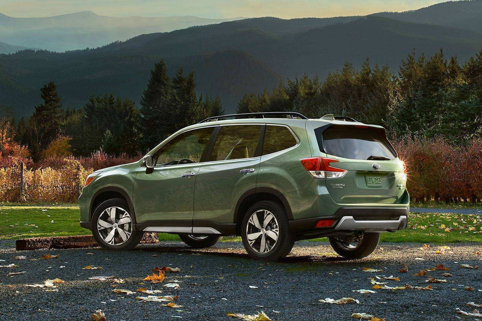 79 The Best 2019 Subaru Forester Sport 2 Concept