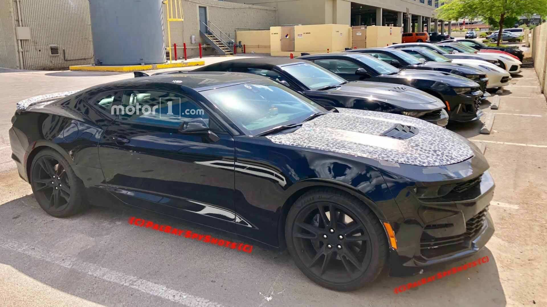 79 The Best 2019 The All Chevy Camaro Specs