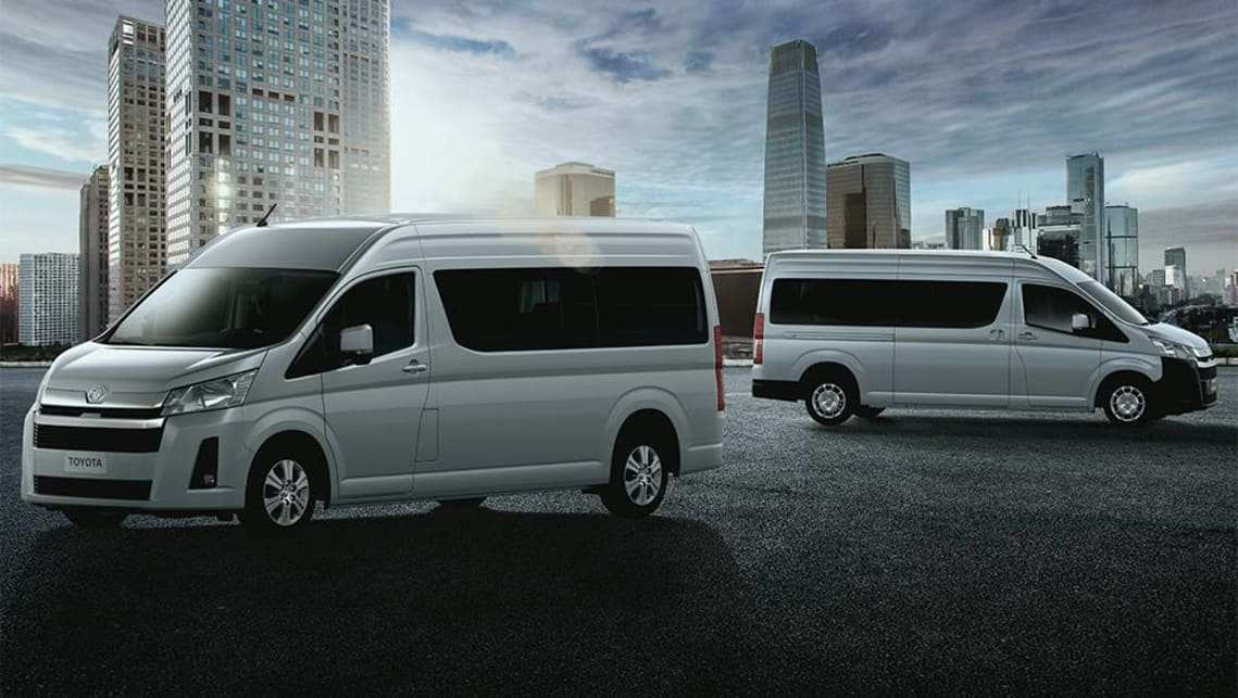 79 The Best 2019 Toyota Hiace Performance