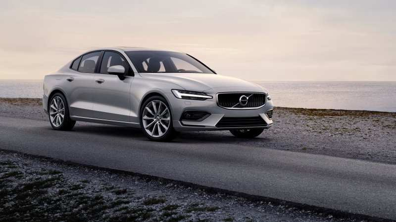 79 The Best 2019 Volvo S60 Research New