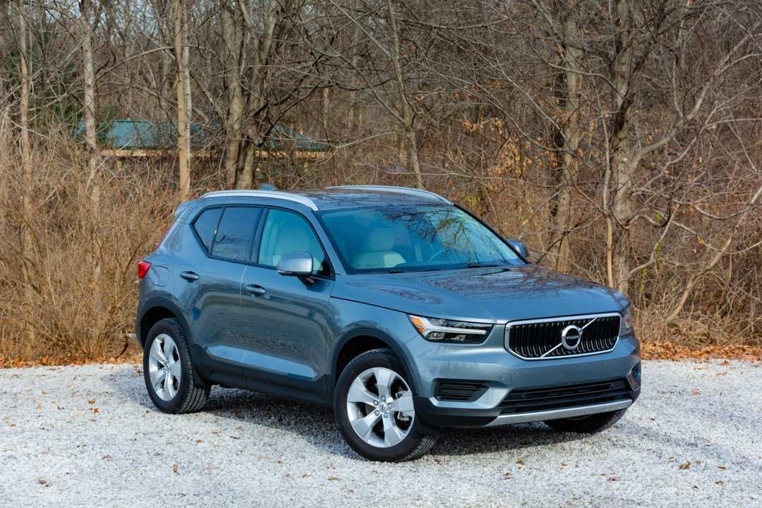 79 The Best 2019 Volvo Xc40 Gas Mileage Rumors