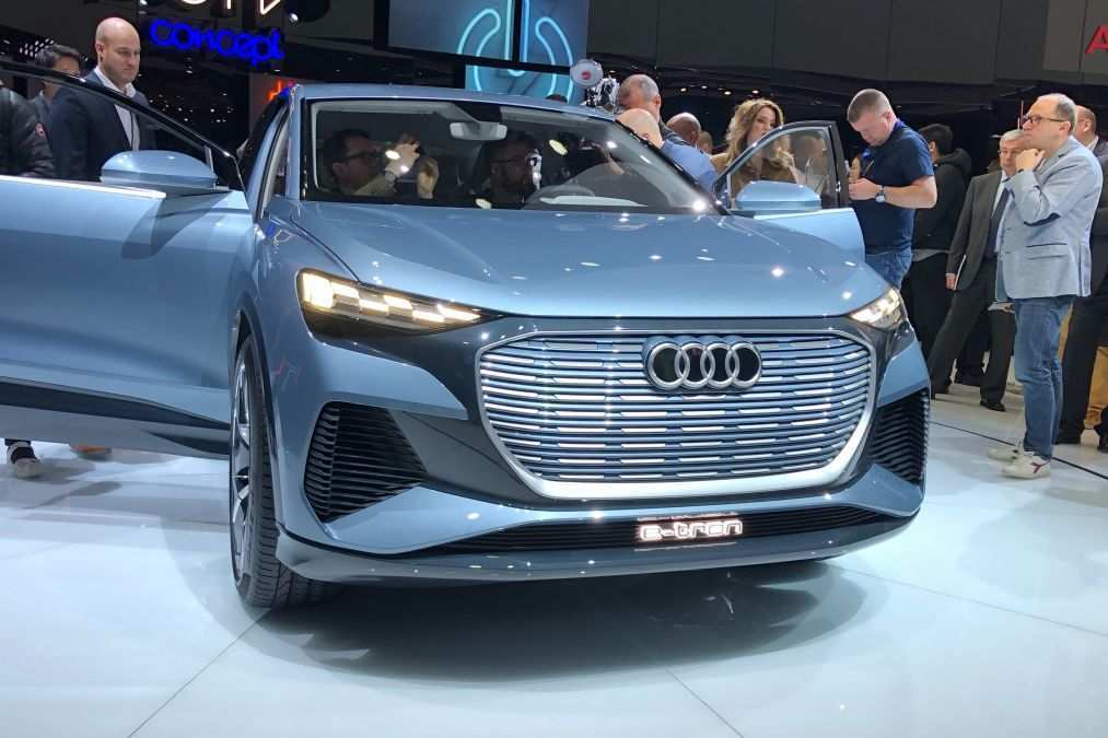 79 The Best 2020 Audi E Tron Suv Review And Release Date